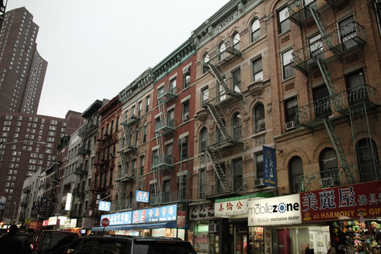 New York by Torzka