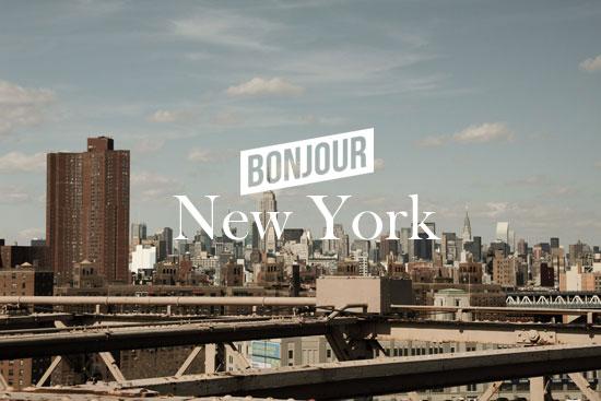Bonjour New York by Torzka
