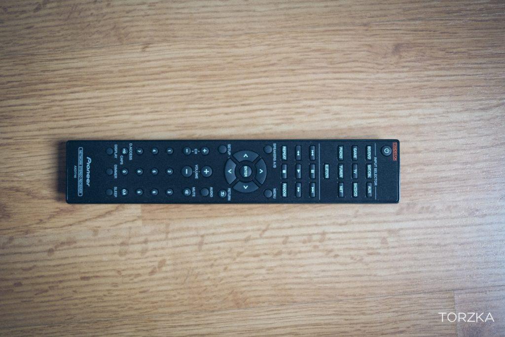 Télécommande SX-N30